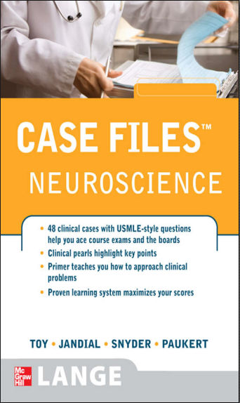 Case Files Neuroscience [PDF]