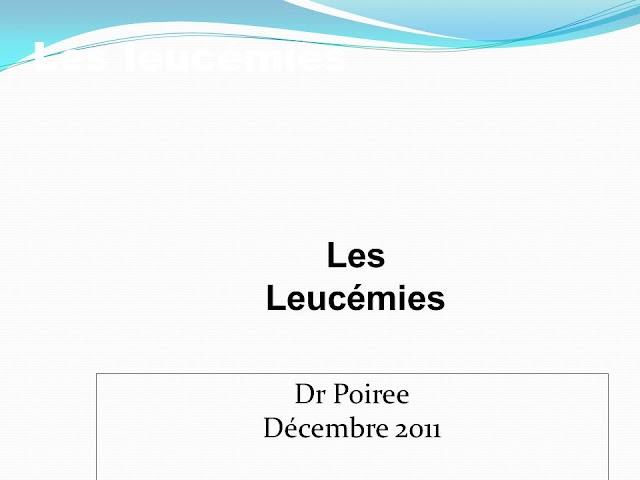 Les leucémies.pdf