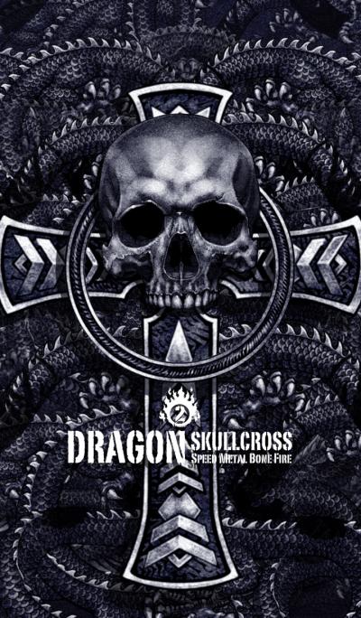 Dragon skullcross 2