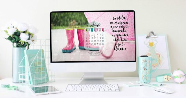 fondo de pantalla wallpaper freebie mayo monerias pamonisimayo