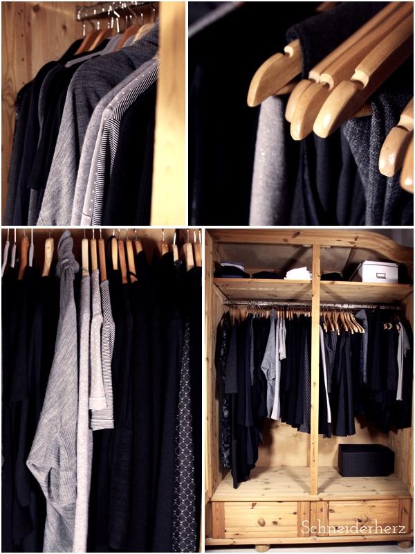 Kleiderschrank Wardrobe Basic Simplify