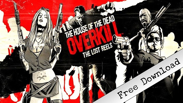 House of the Dead Overkill LR