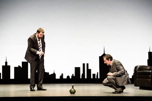 The Devil Inside - Ben McAteer, Nicholas Sharratt - photo Bill Cooper