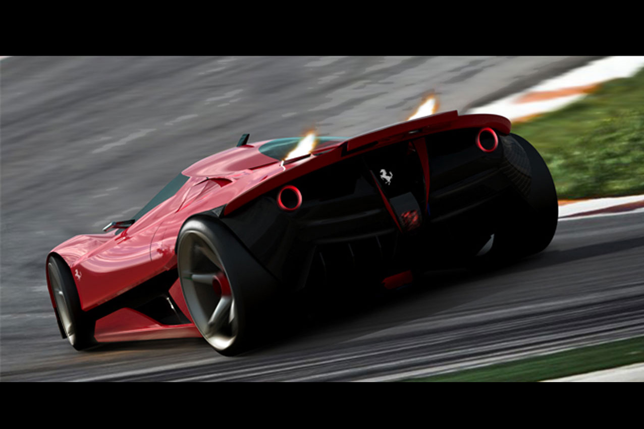 Ferrari P4 5 >> Ferrari EGO Concept ~ Autooonline Magazine