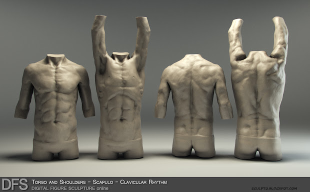 Tihomir Dimitrov Digital Figure Sculpture Online Workshop