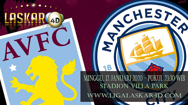 Prediksi Bola Aston Villa vs Manchester City