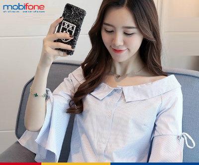 Khuyến mãi hòa mạng trả trước Mobifone tháng 8/2017