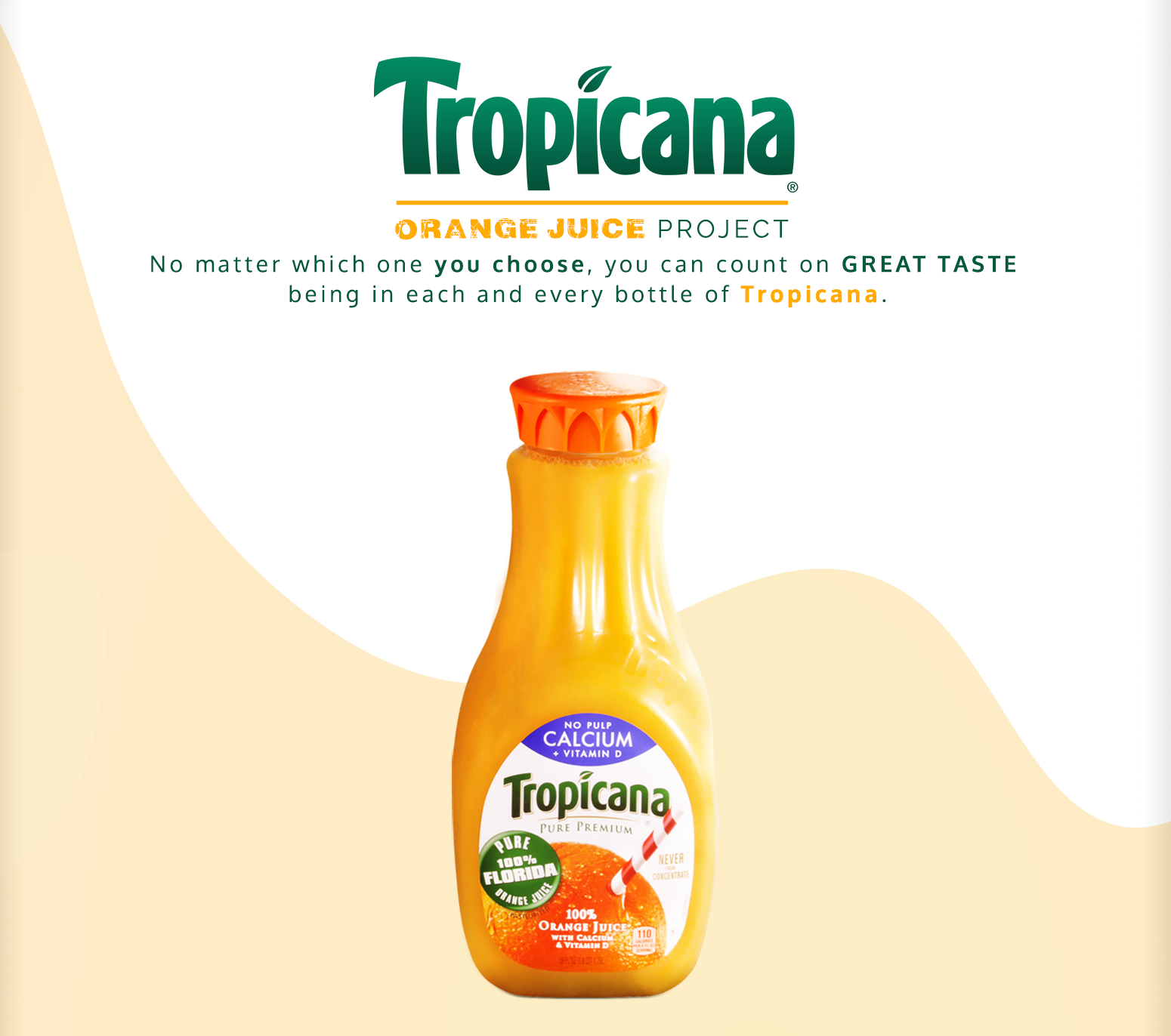 Tropicana | Orange Juice Advertising