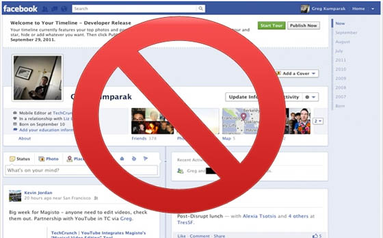 How To Remove Facebook Timeline And Get Back To Old Profile