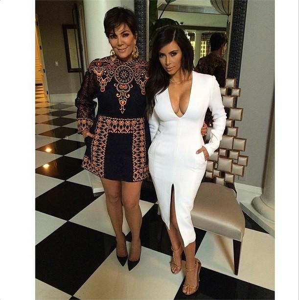 Divulgación del video sexual de Kim fue planificado por su madre para hacerla famosa