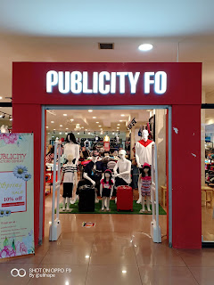 FO Publicity Menjual Aneka Baju Branded dengan koleksi lengkap