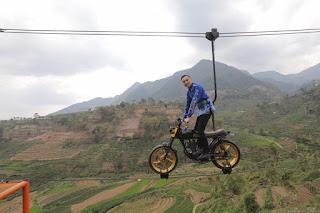 Ibas Puji Potensi Wisata Ujung Kulon Desa Janggan