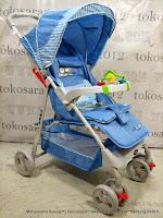 Kereta Bayi Creative Baby BS329 Trek