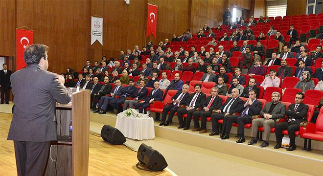 Diyarbakır'da eğitim yönetimi seminerine katılan okul müdürleri sertifikalarını aldılar