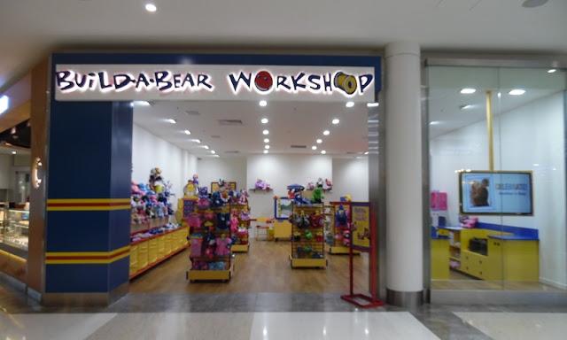 Informações sobre a loja Build-a-Bear Workshop em San Diego