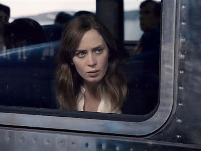 Póster, primera imagen y tráiler de 'La chica del tren'