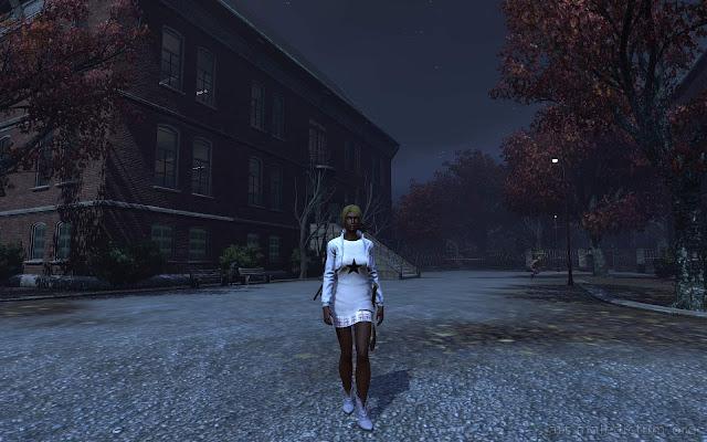 The Secret World: темнокожая хуманша вышла погулять