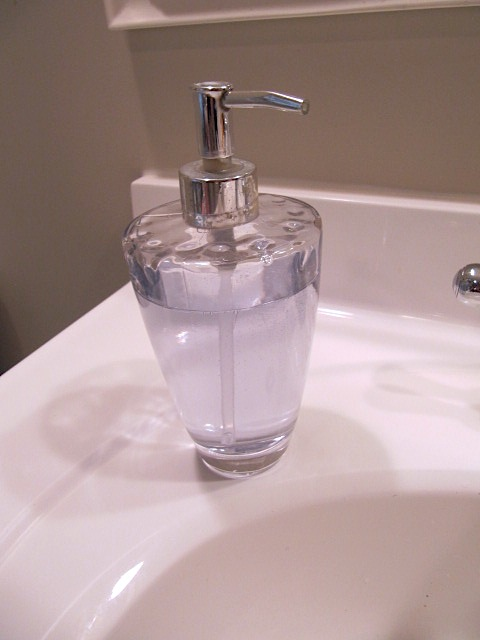Soap Pump Replacement