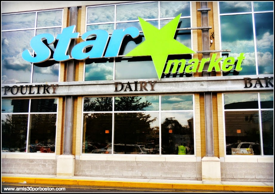 Supermercados en Massachusetts: Shaws / Star Market