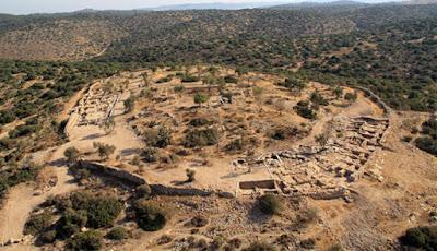 Arqueólogos israelíes encuentran restos de la ciudad de Goliat