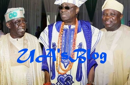 BREAKING: Akiolu's Last Minutes Plea To Rescue Ambode His Brick Wall As Tinubu Drops Fresh Bombshell, Jets Out Of Lagos