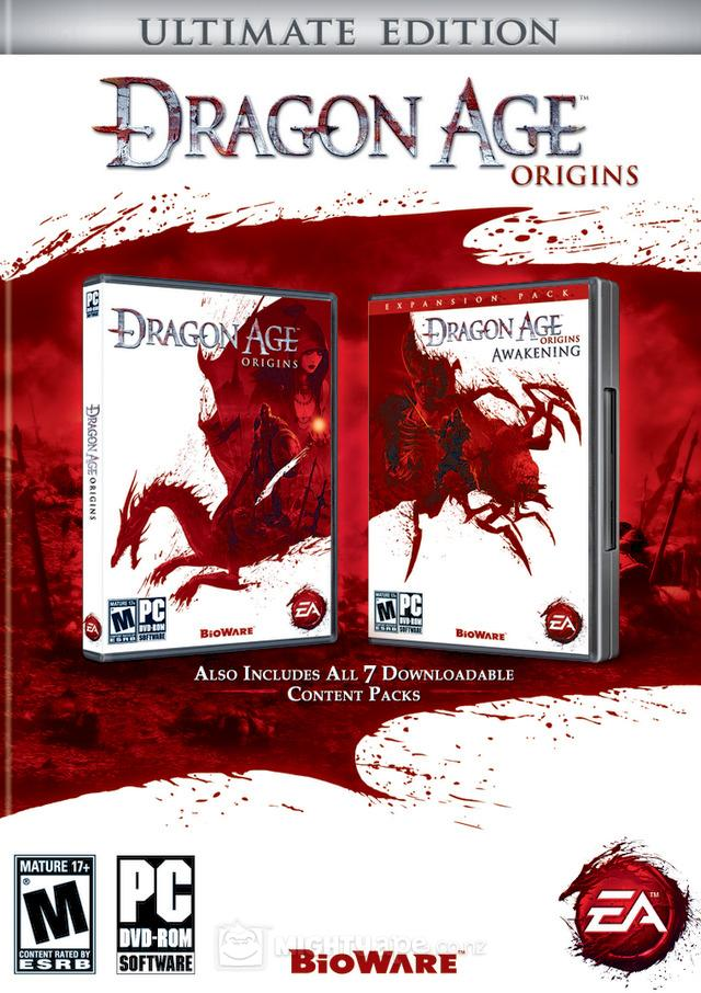 Descargar Dragon Age Origins: Ultimate Edition [PC] [Full] [ISO] [Español] Gratis [MEGA]