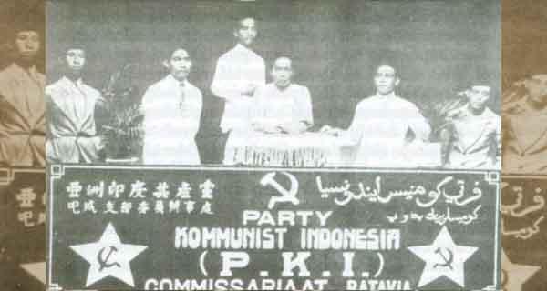 Peristiwa Lengkap Gerakan 30 September 1965 G30S/PKI