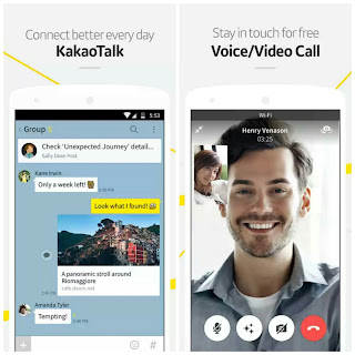 Free texting app for Android