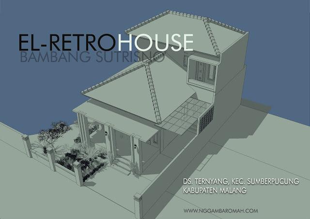 The Retrohouse, nuansa masa lalu balutan masa kini