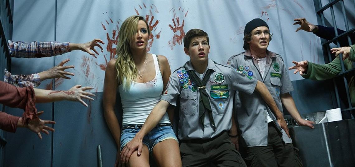 """""""3 (ลูก)เสือ ปะทะ ซอมบี้ Scouts Guide To Zombie Apocalypse"""""""
