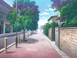 anime background backgrounds landscape scenery episode interactive