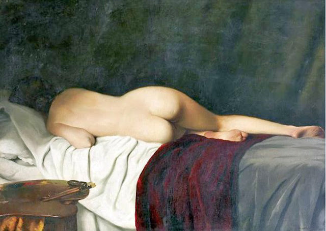Istvan Szapudi-Laendler, Il nude in arte, Artistic Nude