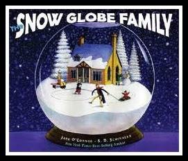 pinterest snow globe writing art