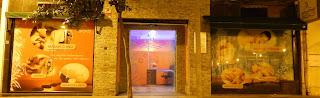 main facade oriental massage center Hai, Bullring, La Malagueta Malaga