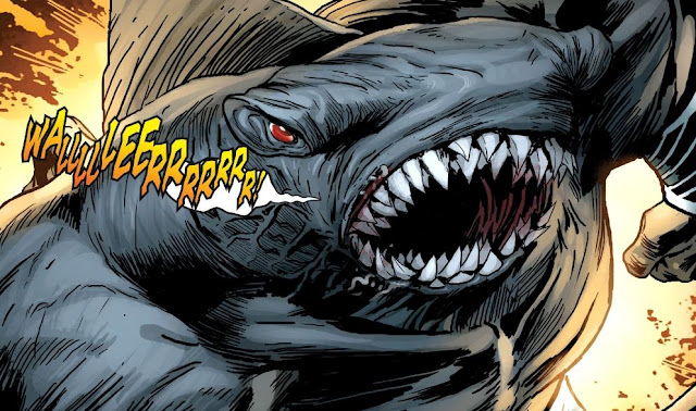 siapa king shark kekuatan king shark