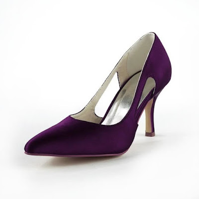 Zapatos de Novia Color Lila