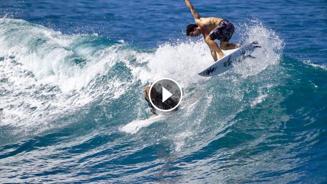 Mason Ho Ben Gravy Surf Sharks Cove