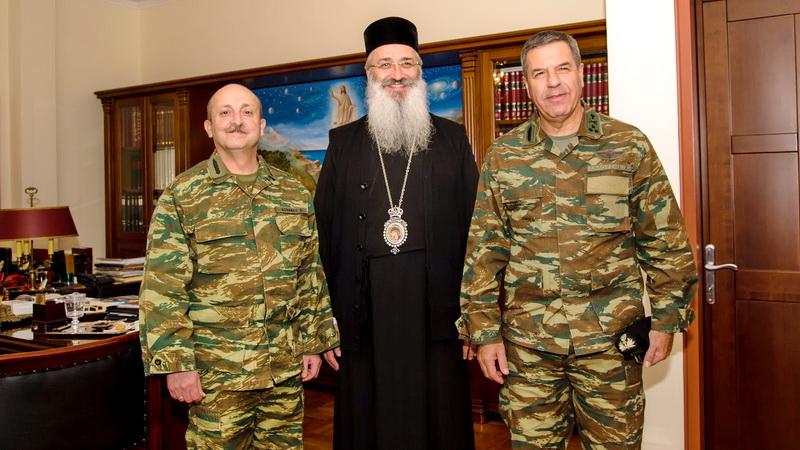 Στην Αλεξανδρούπολη ο νέος Διοικητής του Δ' Σώματος Στρατού Αντιστράτηγος Χαράλαμπος Λαλούσης
