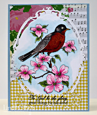 Linda Carson, Dove Art Studio