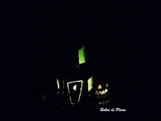 Bulles de Plume - DIY La maison de sorcière citrouille