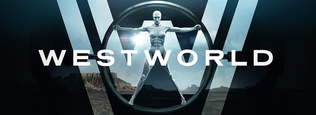 Westworld. Póster.