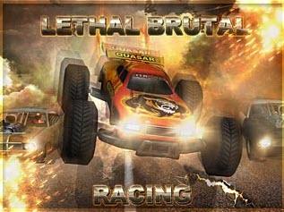 تحميل لعبة سيارات حربية للكمبيوترLethal Brutal Racing