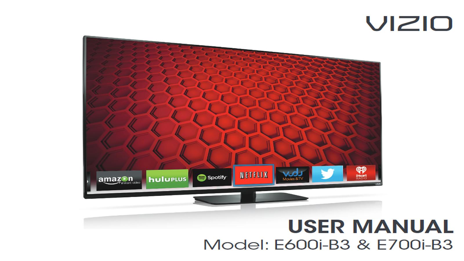 how to install vizio tv e600i b3 e700i b3 vizio manual rh viziomanual com vizio user guide manual vizio user guide e470 ao