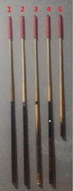 3 Jenis Stick Billiar Lengkap Dengan Kegunaannya
