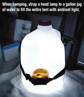 10 Clever Camping Tips