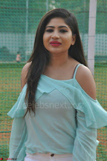 Madhulagna Das looks super cute in White Shorts and Transparent Top 45.JPG