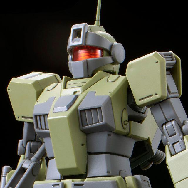 P-Bandai: HG 1/144 GM Sniper Custom