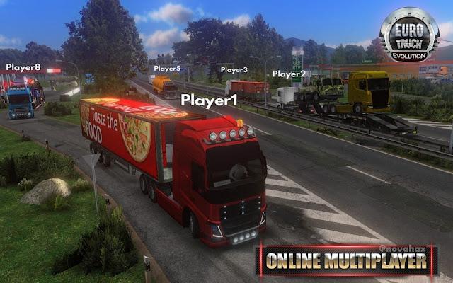 Euro truck driver mod full apk