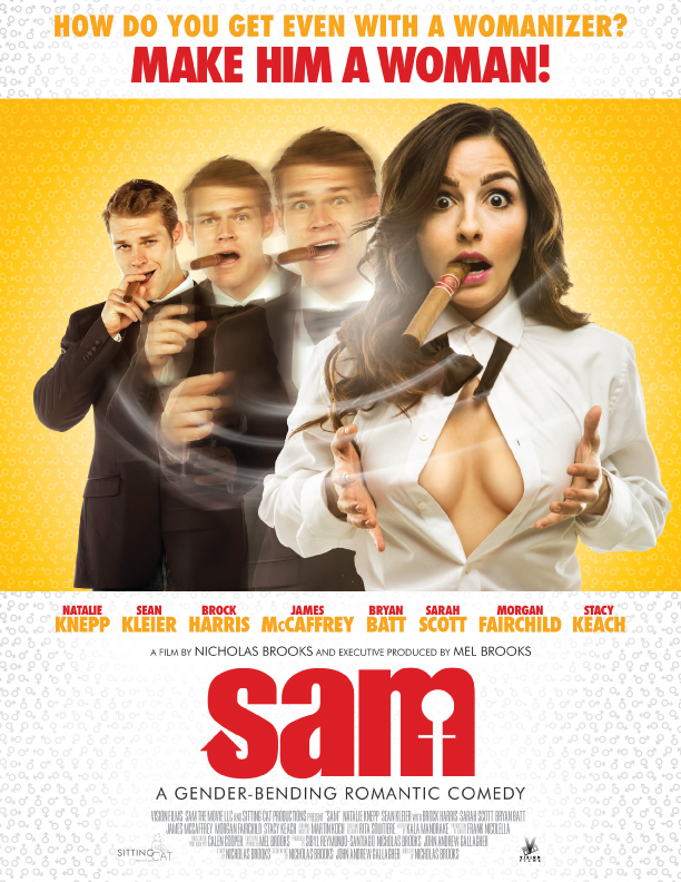 Female Forced Transformation Porn - Sam becomes Sam in this MTF transformation movie