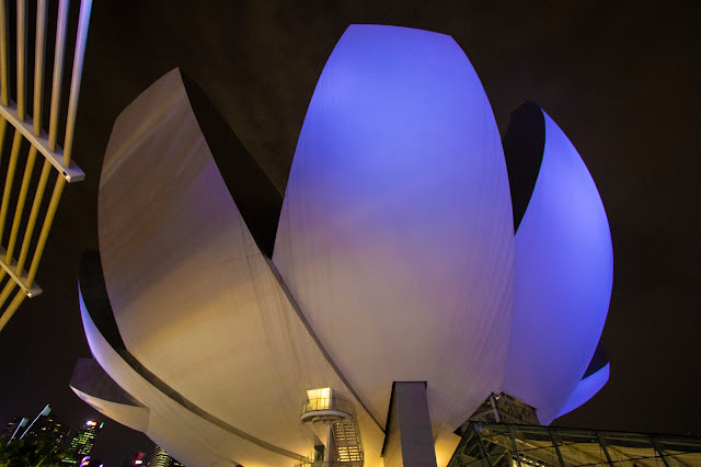 Art Science Museum -Singapore